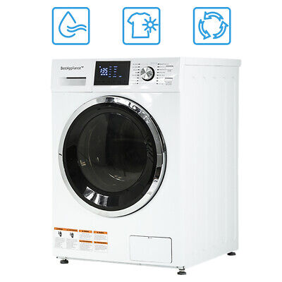 New Midea 2.7 Cu. Ft. Combination Washer/Dryer Combo Ventless
