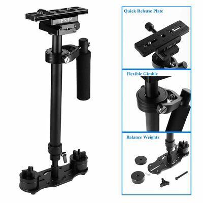 Gimbal portatile stabilizzatore portatile LESHP per fotocamere reflex digitali D