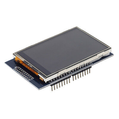 """2.8"""" Inch TFT LCD Display Touch Screen Module with Slot For Arduino UNO B2"""