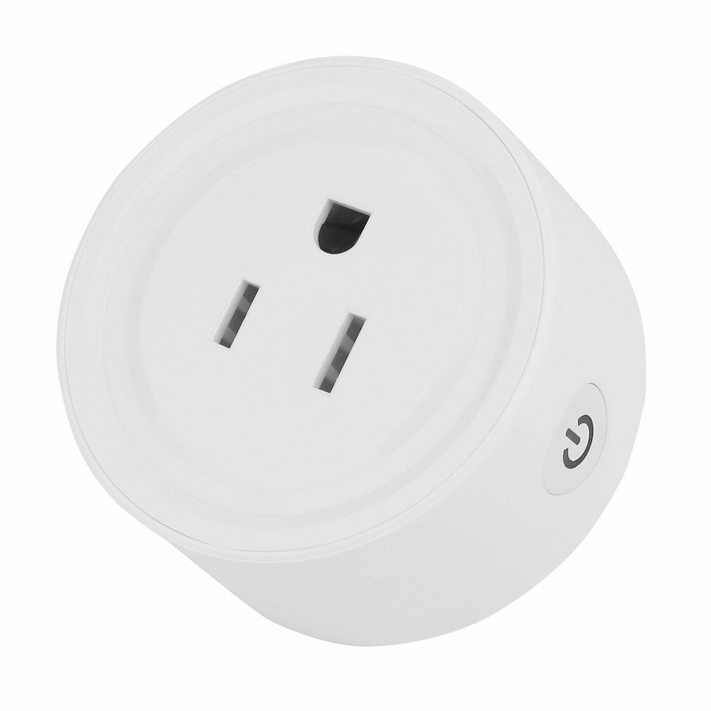 2pack Mini Wifi Smart Remote Control Timer Switch Power Socket Timerswitch For Radio Applications Outlet Us Plug