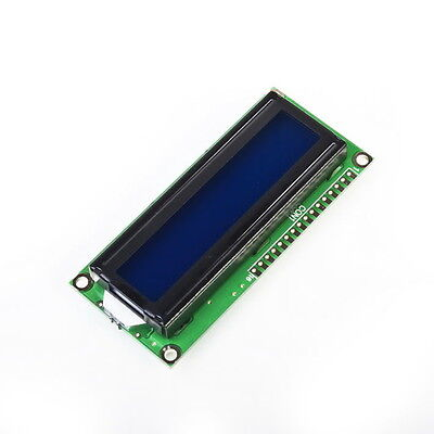 Lcd Display Character Module Lcm 16x2 Hd4478controller Blue Blacklight 1602 Em
