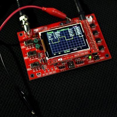 Dso138 2.4 Tft Digital Oscilloscope Kit Diy Parts Acrylic Diy Case Cover Bg