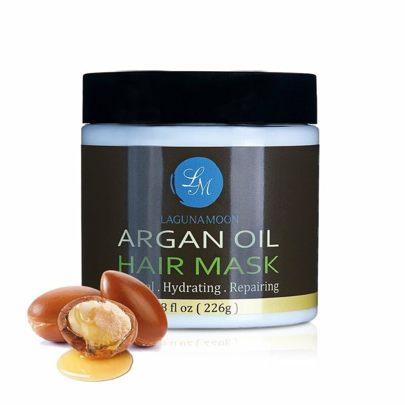 Argan Oil Hair Mask Deep Conditioner Hair Treatment Therapy
