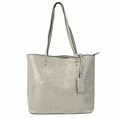 PU Leather Ladies Handbag Large Capacity Women Shoulder Bag Messenger fs