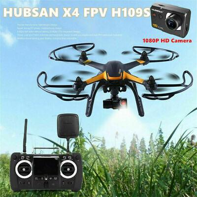 Hubsan H109S X4 Pro 5.8G FPV Quadcopter w/ Gimbal 1080P Camera & GPS ReadyToFly