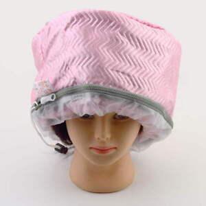 Electric Hair Thermal Treatment Beauty Steamer SPA Nourishing Hair Care Cap  OK