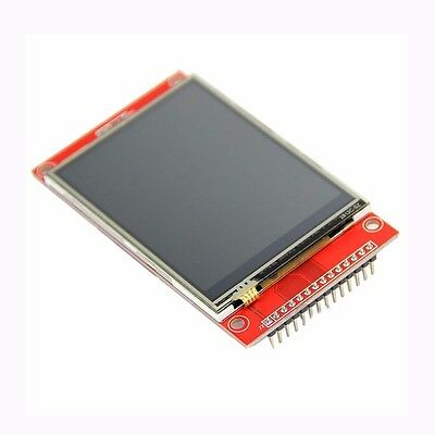 2.4 Spi Tft Lcd Display 2.4 Inch Touch Panel Lcd Ili9341 240x320 3.3v