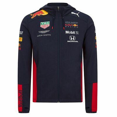 Aston Martin Red Bull Racing Zip Hoodie F1 Puma Team Official 2020