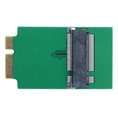 M.2 NGFF SSD to 12+6 pin adapter Apple MacBook Air A1370 A1369 SSD for 2010 2011