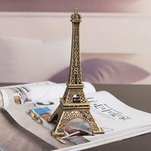 Home Decor Eiffel Tower Model Art Crafts Creative Gifts Travel Souvenir MO