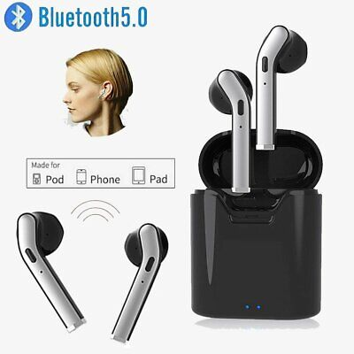 Wireless Bluetooth 5.0 Earbuds Headphones Earphones For Android Samsung iPhone