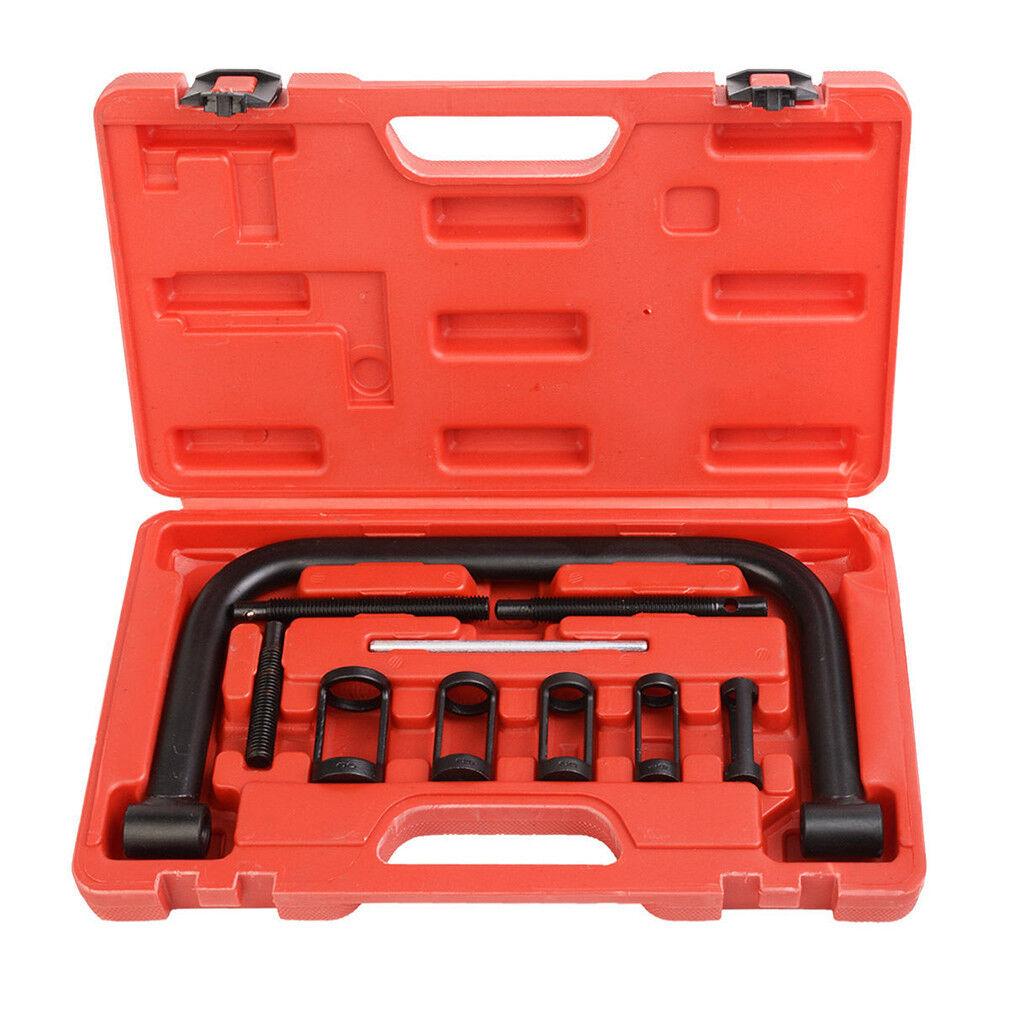 Valve Clamps Spring Compressor Automotive Tool Set Repair
