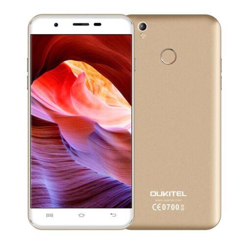 "Android Phone - Oukitel U7 Plus 5.5"" 2GB+16GB 4G Smartphone Mobile Phone Android 6.0 Quad-Core"