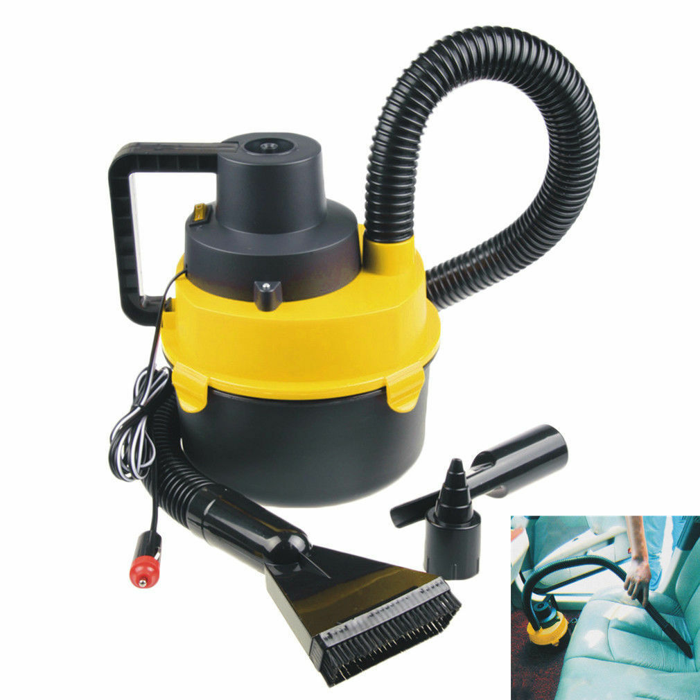 Car Vehicle Wet Amp Dry Auto Portable High Power 12v Vacuum