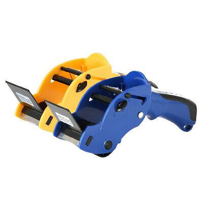 2 Inch Handheld Tape Gun Dispenser Cutter Carton Shipping Packing Carton Sealing
