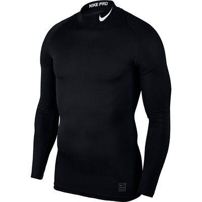 NIKE Herren Pro Dry Fit COMPRESSION Langarm Funktionsshirt - Nike Langarm