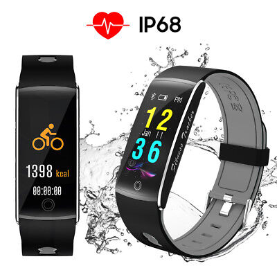 IP68 Smart Armband Smartwatch Bluetooth Fitness Armband Armbanduhr Tracker