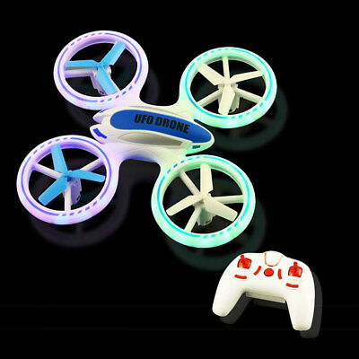 UFO Drone RC Quadcopter 360 Station Flip 2.4 GHz with LED Lights