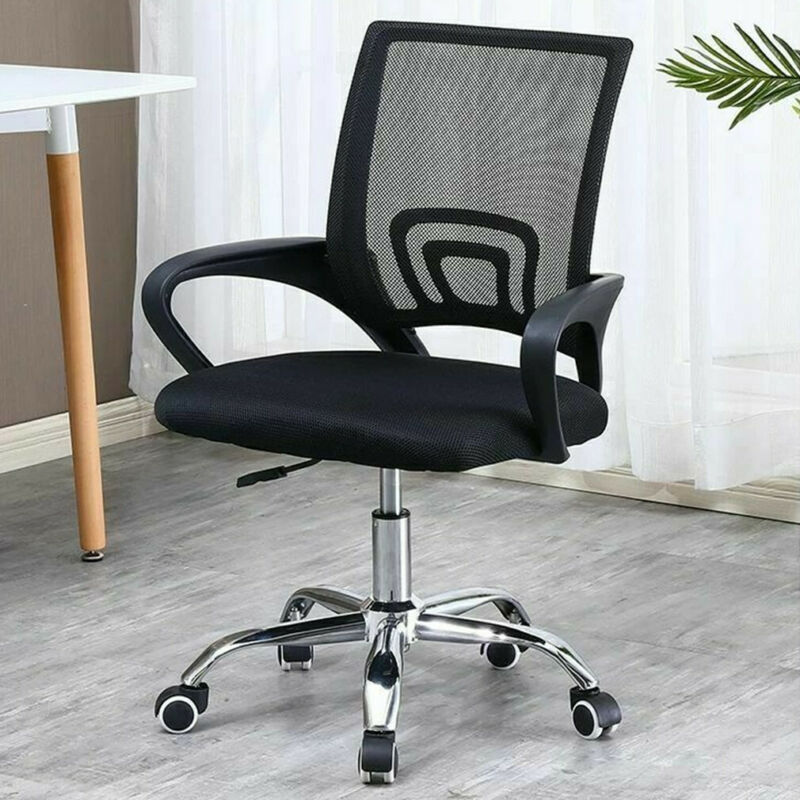 Office Chair Ergonomic Desk Chair With Lumbar Support