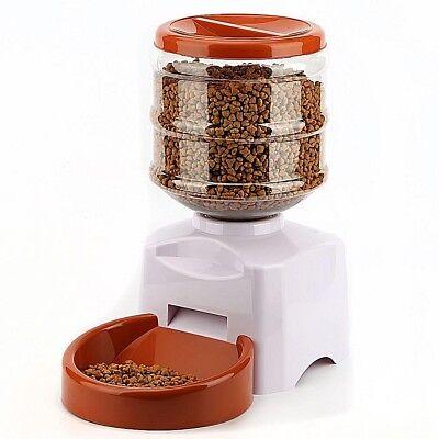 Automatic Feeder, Pet Supplies, Food Dispenser, Dog, Cat, Timed, Smart, US Ship
