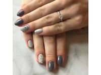 Calgel Nail Overlays & Extensions *OFFER*