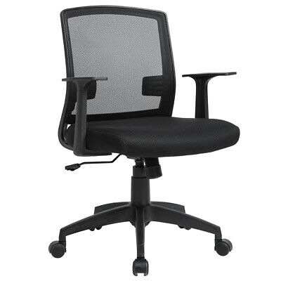 Computer Task Stool - BestOffice Ergonomic Mesh Office Chair Executive Swivel Computer Desk Task Chair