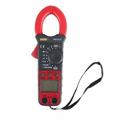Bm5266 Digital Clamp Meter Multimeter Acdc Volt Amp Ohm Phase Diode Tester R
