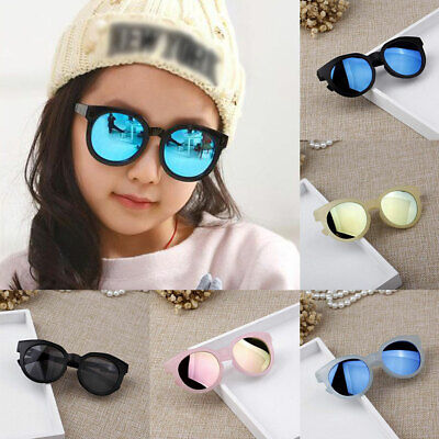 USA Girl Boys Anti UV Eyeglasses Glasses Toddler Baby Outdoor Bowknot (Toddler Sun Glasses)