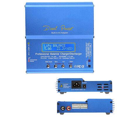 iMAX B6 AC 3S RC Lipo/NiMH Akku Batterie Digitale Balance Charger Ladegerät DC