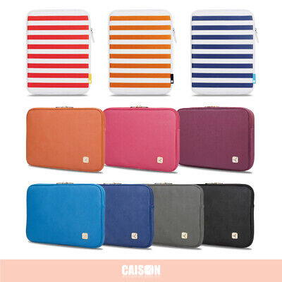 "CAISON Laptop Sleeve Case For 8/10"" Ipad mini 11/13/14/15.6"" MacBook  Pro Air"