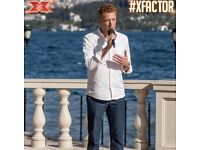 Need Vocal/Songwriting Lessons ? Aidan Martin Xfactor 2017 Judges houses and Written for JOSS STONE