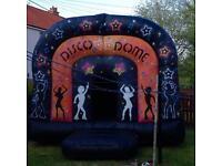 Bouncy castles £2500