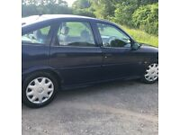FOR SALE VAUXHALL VECTRA 1.6 16v CHEAP CAHEAP CHEAP **275** NO OFFERS