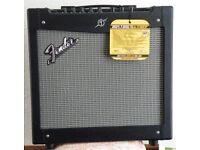 SWAP * FENDER MODELING AMP FOR ACOUSTIC AMP * SWAP