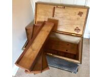 Craftsman Built Tool Box