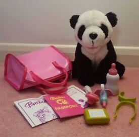 """Barbie: """"Care N Cure"""" Wildlife Doctor"""