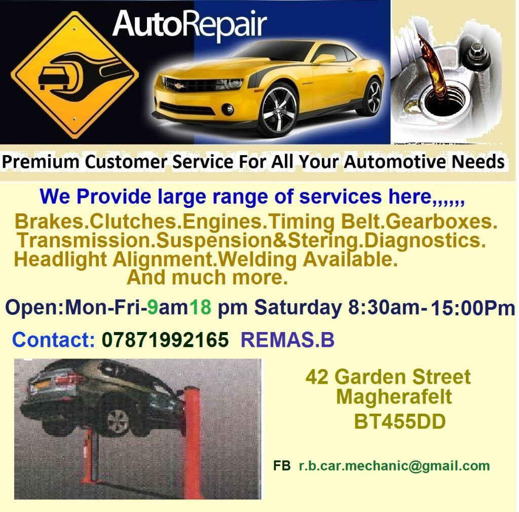 Euro Car Parts For All Cars And Vans In Magherafelt County