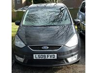 FORD GALAXY 2.0 TDCI AUTO 09 - SPARES OR REPAIRS