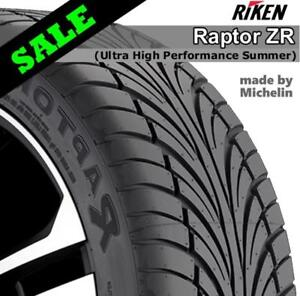 RIKEN TIre Sale made by Michelin - see greenleaftire.ca for pricing