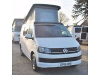 2016 Volkswagen VW Transporter 102 ps Camper Campervan Pop-top Conversion