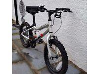 Childs Ridgeback M16 bike