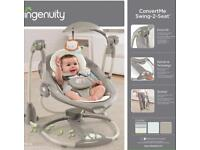Baby Portable Swing Candler