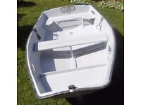 For sale is this Dinghy Boat Tender Ideal for Fishing or fun on water (1)