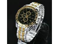 Men's quartz watch