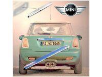 MINI Genuine Trunk Tailgate Handle Strip Chrome R55 R56 R57 R58 R59
