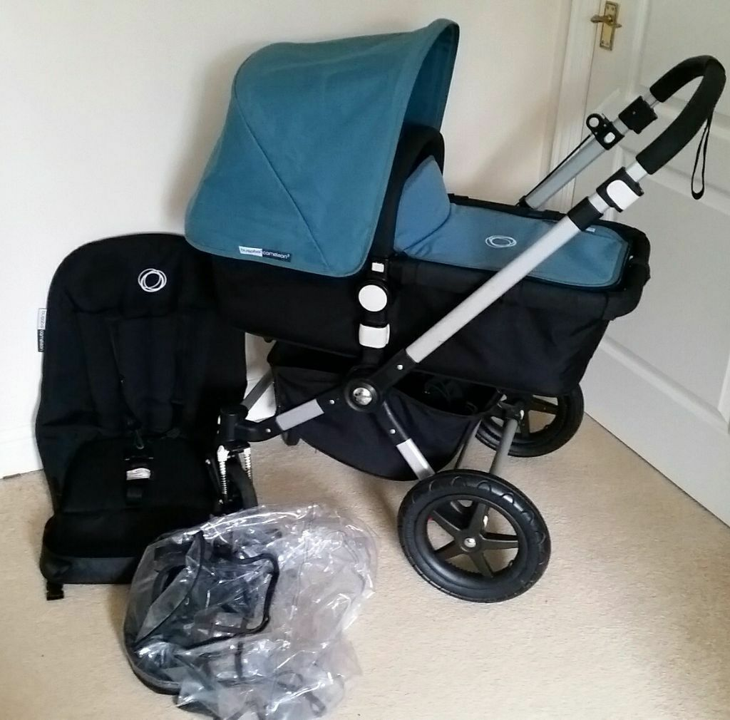 Bugaboo Cameleon 3 Petrol Blue In Wolverhampton West