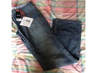 7 pairs of size 12 jeans or will sell seperately