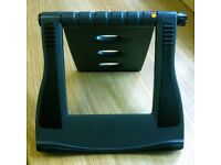 Kensington Smartfit Easy Rider Laptop Cooling Stand, brand new, boxed with instructions.