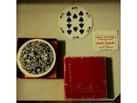 Waddington Rondo Circular Playing Cards