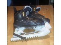 Bauer Supreme 170 Ice Hockey Skates, Size 4d